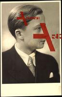 Prinz Gabriel von Thurn und Taxis, Portrait, Anzug