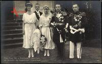 Hochzeit Alix von Sachsen mit Prinz Franz Josef von Sigmaringen