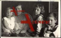 Erbprinz. Marie von Leiningen u. Russland, Emich, Karl, Kyra Melita