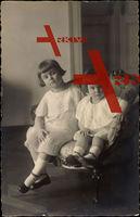 Anselm und Iniga von Thurn und Taxis, Kleinkinder