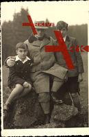 Johannes, Großvater Albert und Cousin Anselm von Thurn und Taxis
