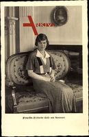Prinzessin Friederike Luise von Hannover, Adel Braunschweig u. Griechenland