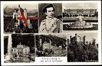 König Ludwig II und seine Schlösser, Neuschwanstein, Hohenschwangau