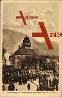 Bernkastel Kues, Erstürmung des Finanzamtes Bernkastel am 25.02.1926
