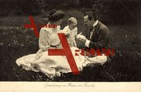 Großherzog Ernst Ludwig von Hessen Darmstadt, Eleonore zu Solms, Sohn