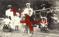 Zarewitsch Alexei Romanow, Georg Donatus, Prinzessinnen von Griechenland
