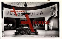 Berlin Charlottenburg, Internationale Handwerksausstellung 1938, Jugoslawien