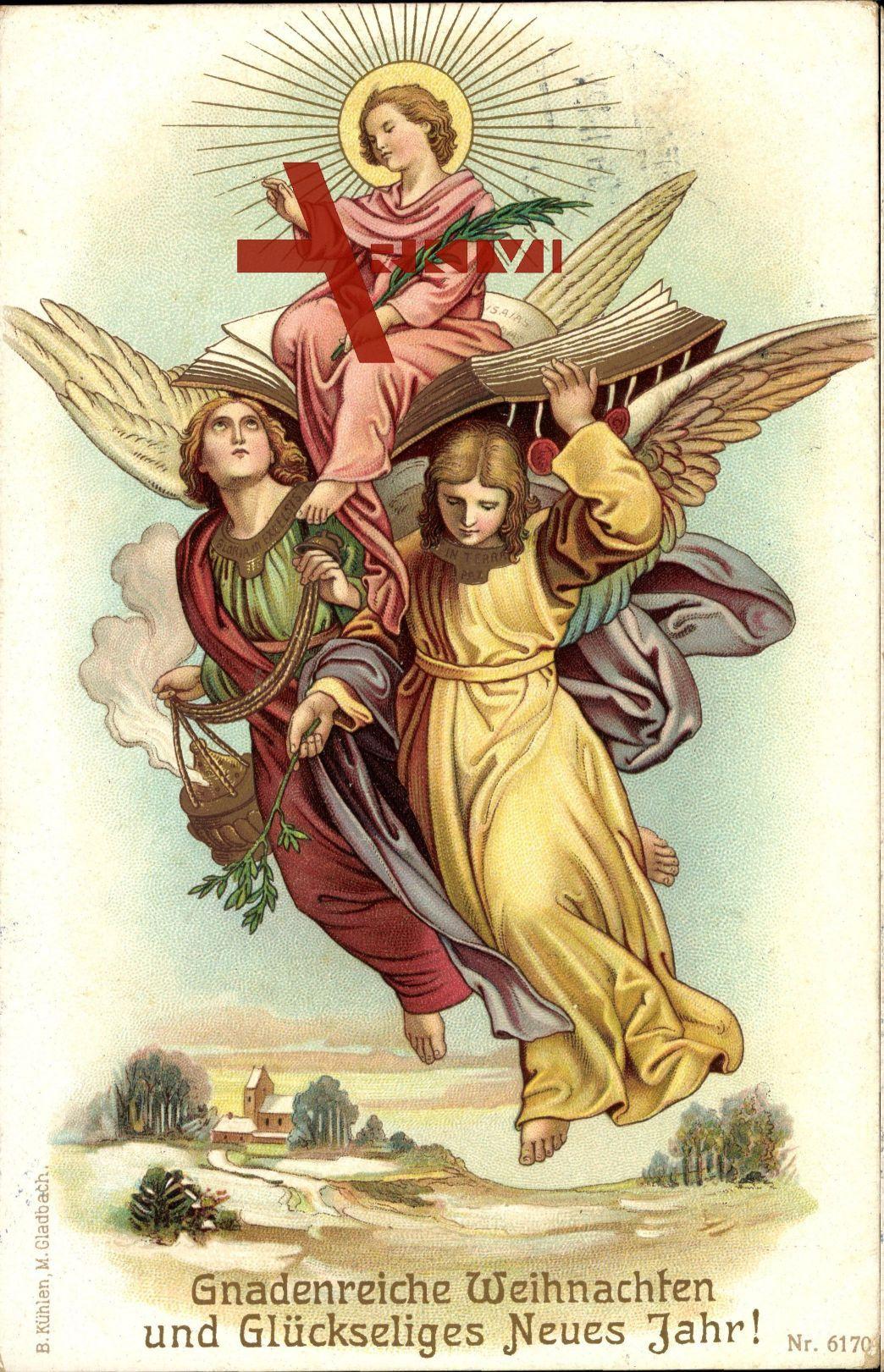 frohe weihnachten engel bibel weihrauch jesuskind palmenblatt xl. Black Bedroom Furniture Sets. Home Design Ideas