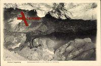 Bad Segeberg, Barbarossa Halle in der Höhle im Kalkberg