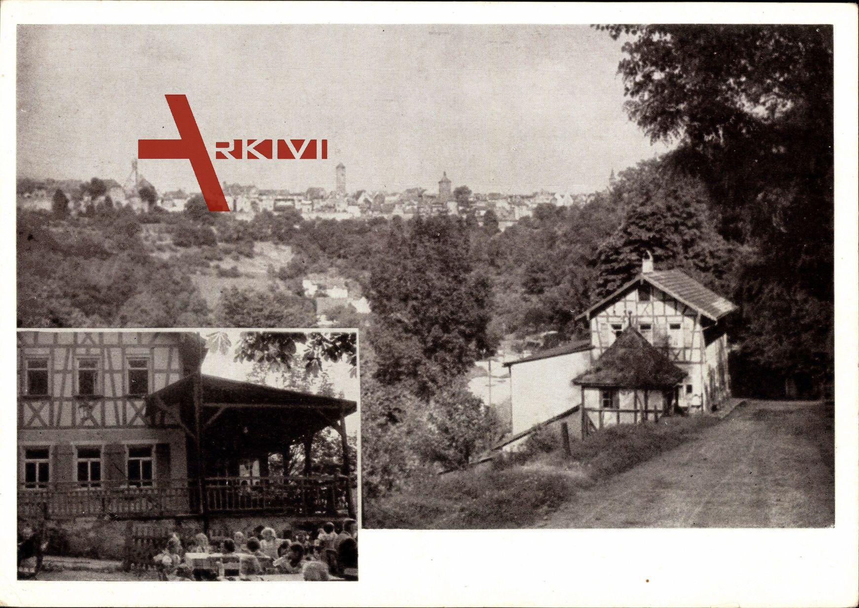 Felsenkeller Rothenburg