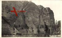 Region Aussig, Tyssaer Wände, Felsformation, Der indische Elefant