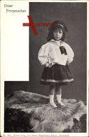 Prinzessin Elisabeth von Hessen Darmstadt als junges Mädchen