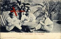 Sri Lanka Ceylon, Native Music, The Tom Tom Frauen, Trommel