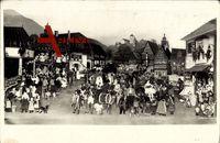Sonneberg, Spielzeug Museum, Kirmes, Ausstellung für Brüssel 1910