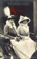Viktoria Luise zu Braunschweig, Prinzessin Olga von Cumberland, Liersch 7009