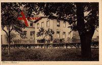 Berlin Prenzlauer Berg, Marthashof, Schwedter Str. 37, Haushaltungsschule