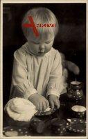 Prinzessin Beatrix der Niederlande, 31 Januar 1940, Spielzeuggeschirr