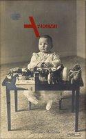 Prinzessin Juliana der Niederlande als Kleinkind, Spielzeug