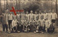 Hohenwestedt, Gruppenfoto, I. Fußballmannschaft