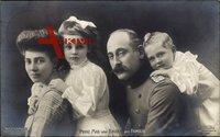 Prinz Max von Baden,Maria Luise von Hannover Cumberland, Prinzessin von Baden