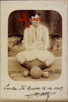 Santa Fe, FC. Albion, Fußballspieler Pablo E. Levrey