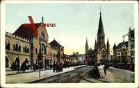 Berlin Mitte, Hardenbergstraße, Kaiser Wilhelm Gedächtniskirche