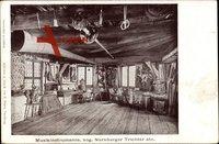 Musikinstrumente, Sogenannter Nürnberger Trichter, Horn