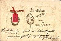 Regiment  Glückwunsch Neujahr, Regiment No. 32
