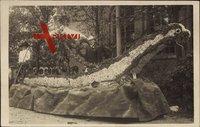 Baden Baden, Blumenkorso 1911, Prinz von Sachsen Weimar Eisenach