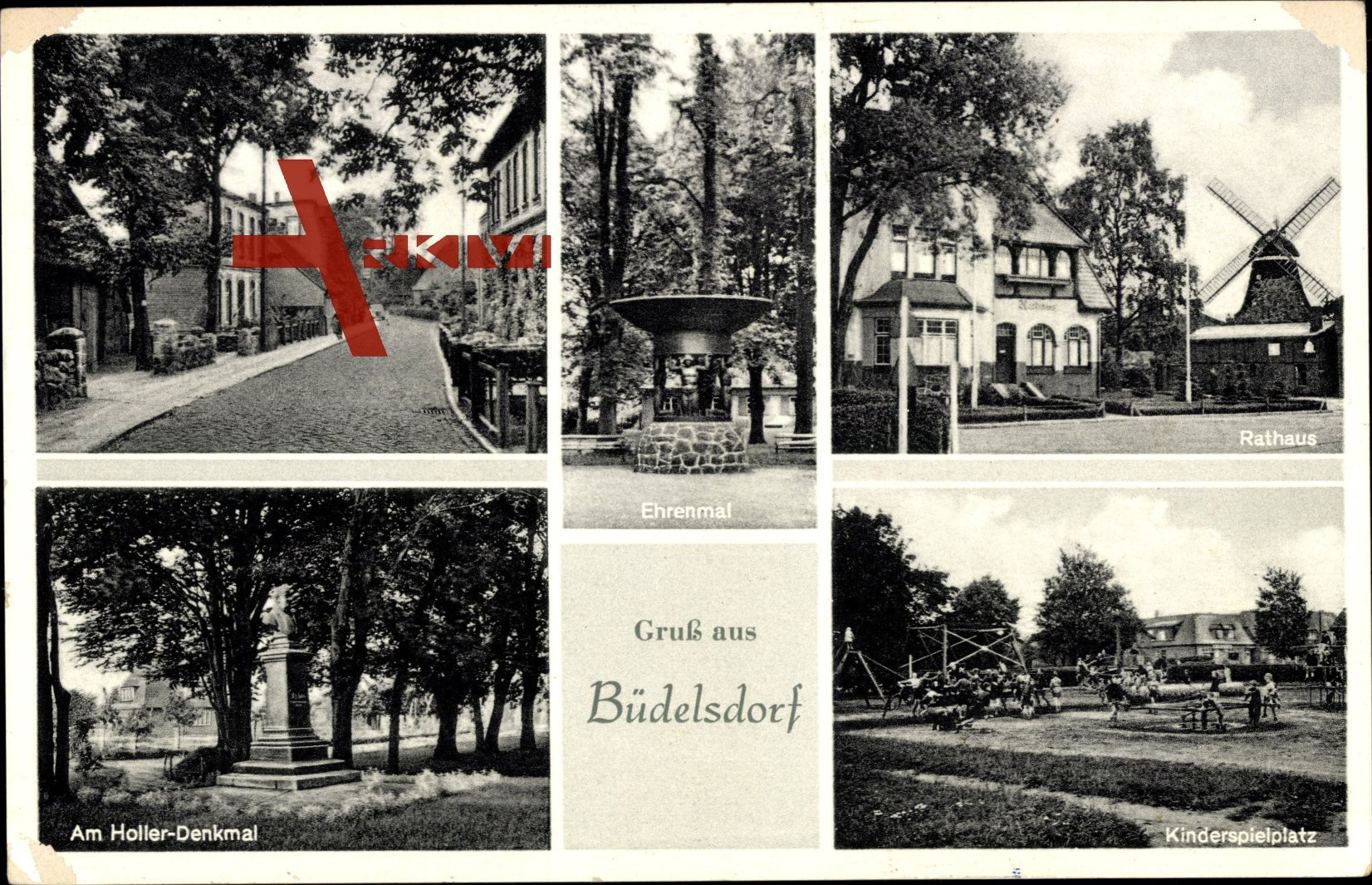 Buedelsdorf