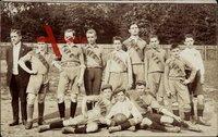 VFC, Fußballmannschaft, Junge Männer, Lederball