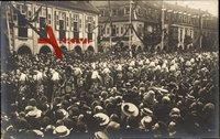 Beisetzung von Grossherzog Friedrich von Baden 7.10.1907