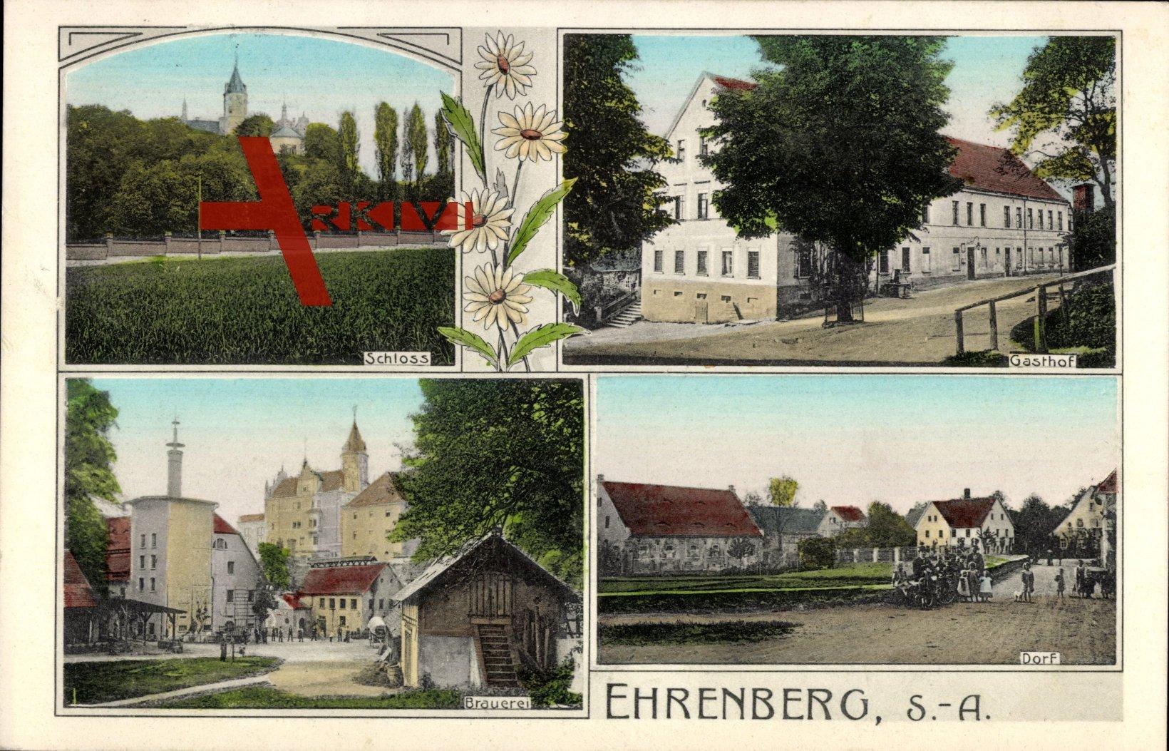 Ehrenberg altenburg th ringen schloss gasthof brauerei for Poschwitzer hohe altenburg