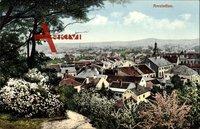 Amstetten Niederösterreich, Teilansicht, Frühling, Wohnsiedlung, Häuser