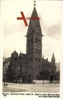 Berlin Wedding, Kapernraum Kirche, Seestr. 34, Fensterrose