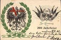 Wappen Berlin Wedding Gesundbrunnen, 200 Jahrfeier 1901