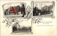 Lehmkuhl Itzehoe, Etablissement Zur Waldschänke, Das Alte Haus, Försterei