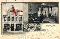 Itzehoe, Konditorei und Café, Jacob Mohr, Breitestraße 34