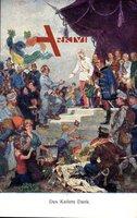 Des Kaisers Dank, Kaiser Franz Josef., Karl I. Rotes Kreuz, Kriegsfürsorgeamt