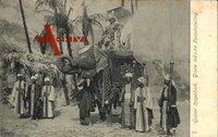 Gustav Hagenbeck, Große indische Ausstellung, Elefant