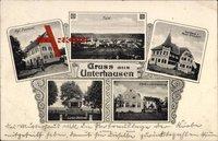 Unterhausen Oberhausen, Kgl. Forstamt, Gasthaus v. Peter Steinherr