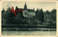 Bled Veldes Slowenien, Ehem. Jugoslawien, Wasserblick, Villa