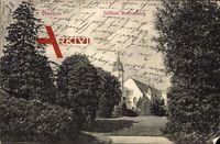 Itzehoe Kreis Steinburg, Blick auf das Schloss Breitenburg