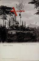 Teplitz Schönau Region Aussig, Kaiser Franz Josefs Warte