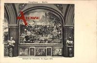 Berlin, Zeughaus, Schlacht bei Gravelotte, 18. August 1870