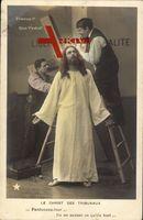 France, Quo Vadis, Le Christ des Tribunaux, Christus