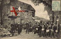 Ambigu, Les Dernières Cartouches, Jules Mary, À Bazeilles en 1870