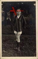 Frankreich, Französischer Fußballspieler, Trikot, Football