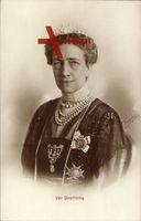 Königin Viktoria von Baden, Königin von Schweden, Portrait