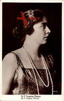 Nj. V. Kraljica Marija, Königin Maria von Jugoslawien, Serbien, Kroatien